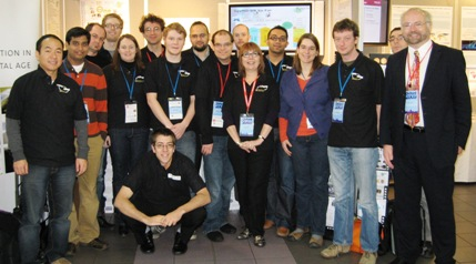 myGrid team photo