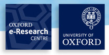 Oxford e-Research Center logo