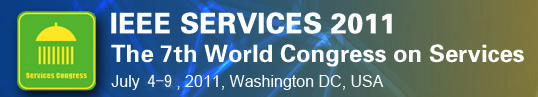 IEEE Services 2011 Logo